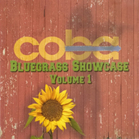 COBA Bluegrass Showcase Volume 1 album cover