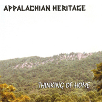 Appalachian Heritage Thinking of Home album cover