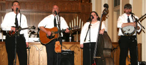 Appalachian Heritage at the First Presbyterian Church 2008